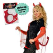 Devil Costume Set