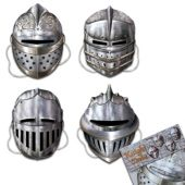 Knight Masks - 4 Per Unit