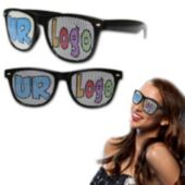 Custom Logo Billboard Sunglasses