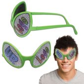 Alien Funny Sunglasses-12 Pack