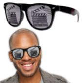 Hollywood Clapboard Party Sunglasses