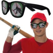 Baseball Novelty Sunglasses