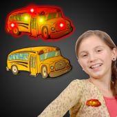 LED School Bus Blinky-12 Pack