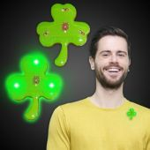 LED Shamrock Blinky-12 Pack