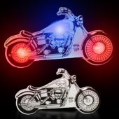 Flashing Motorcycle LED Blinkies - 12 Pack
