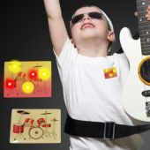 LED Drum Set Blinky-12 Pack