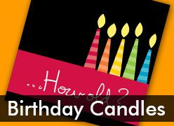 Birthday Candles Theme Party