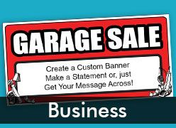 Business Custom Banners