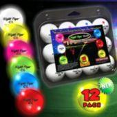 Night Flyer CL Golf Balls – 12 Pack