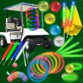 Night Golf Fairway Tournament Package For 60 Players