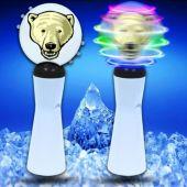 Polar Bear LED and Light-Up Coin Spinner Wand