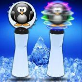Penguin LED Coin Spinner Wand