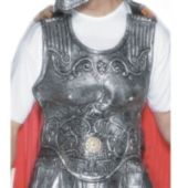 Roman Armour Rubber Adult Breast Plate
