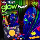 Yellow Glow Paint