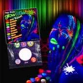 White UV Glow Paint