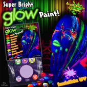 Invisible UV Super Bright Glow Paint