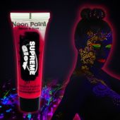 Rose Red UV Face and Body Paint