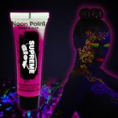 Neon Pink UV Face and Body Paint