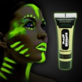 Invisible Glow in the Dark Body Paint