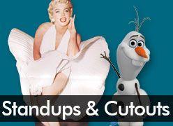 Cardboard Standups & Cutouts