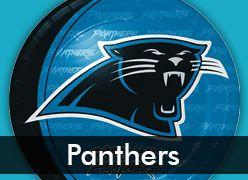 Carolina Panthers Party Supplies