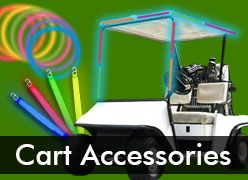 Glow Golf Cart Accessories