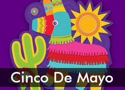 Cinco de Mayo Party Supplies & Decorations