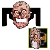 Zombie Toilet Paper Holder Decoration