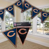 Chicago Bears Pennant Banner
