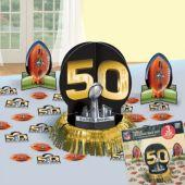 Super Bowl 50 Centerpiece Decoration Kit