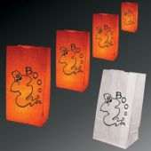 Ghost Luminary Bags-50 Pack