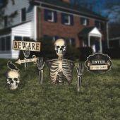 Boneyard Lawn Stakes - 6 Per Unit