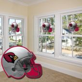 Arizona Cardinals Helmet Cutout
