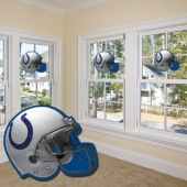 Indianapolis Colts Helmet Cutout