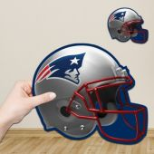 New England Patriots Helmet Cutout