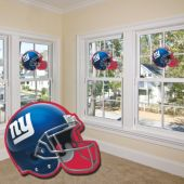 New York Giants Helmet Cutout