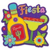 Fiesta Cutout - 15 Inch