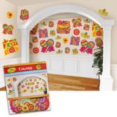 Festive Fiesta Cutouts Value Pack - 30 Pack