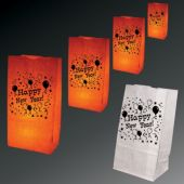 Happy New Year Luminary Bags-50 Per Unit