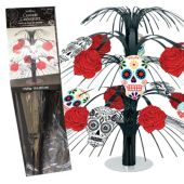 Day of the Dead Centerpiece-14""