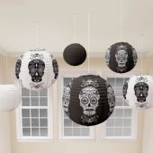 Halloween Spooky Lanterns-Unit of 6
