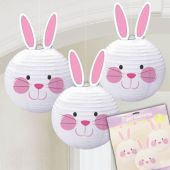Bunny Lanterns-3 Per Unit