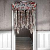 Chop Shop Asylum Door Curtain