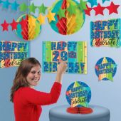 Birthday Add an Age Decorating Kit