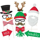 Christmas Photo Prop Kit