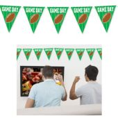 Game Day Pennant Banner Decoration-12'