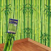 Green Bamboo Scene Setter