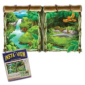 Jungle View Wall Decoration