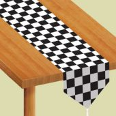 Checkered Table Runner