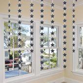 Black Star Stringer Decoration
